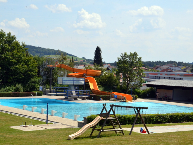 Natternbach Outdoor Pool