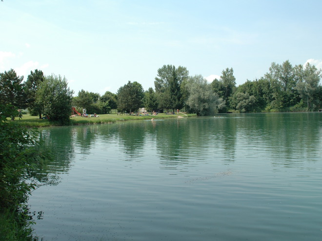 Mühlheim Swimming Pond