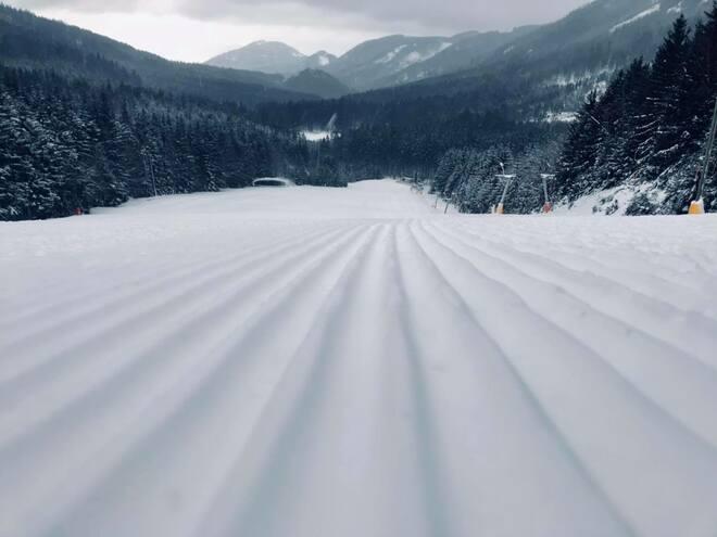Skigebiet Hochlecken - Altmünster/Neukirchen