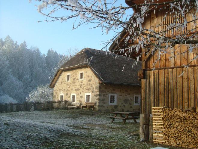 Freilichtmuseum Großdöllnerhof