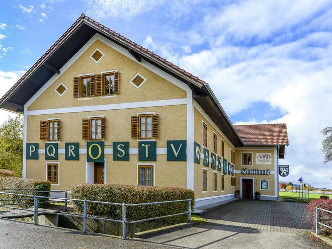 Schrift- und Heimatmuseum 'Bartlhaus'
