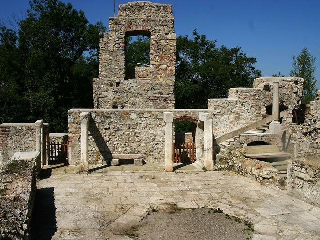 Ruine Seisenburg