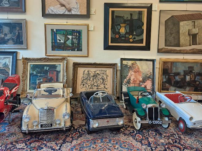 Galerie 'Kunst am Klimtplatz'