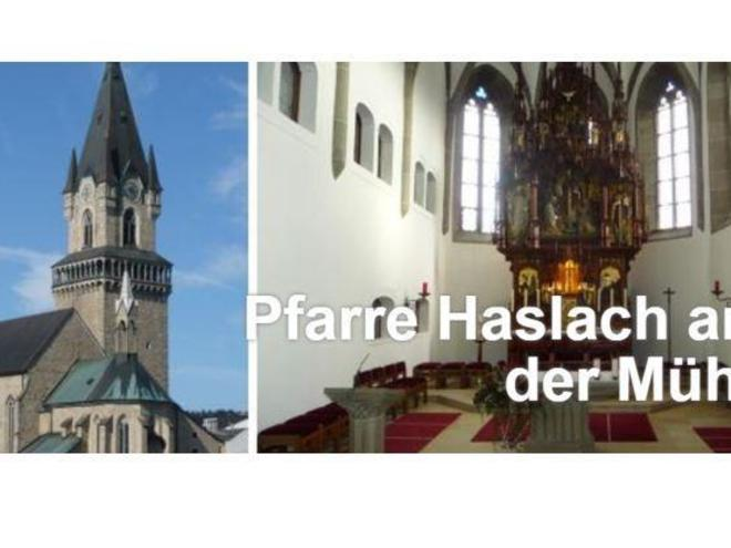 parish center haslach