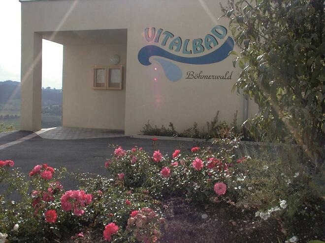 Indoor swimming pool ulrichsberg