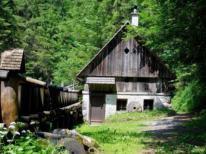 Stummermühle in Roßleithen