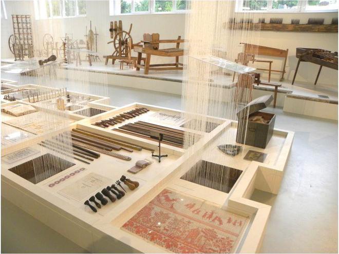 weaving mill museum