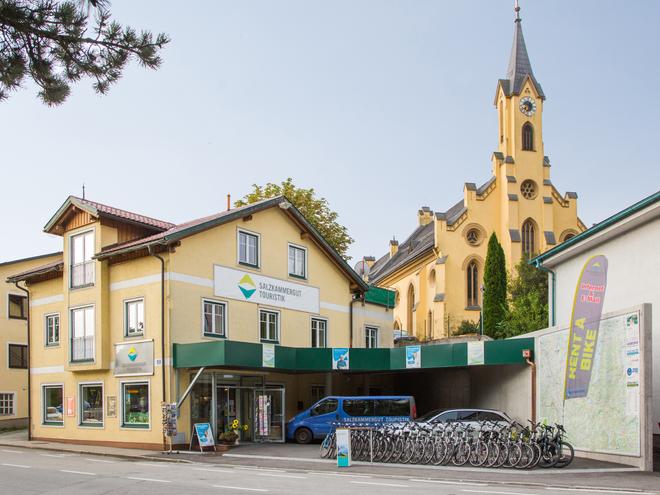 Salzkammergut Touristik