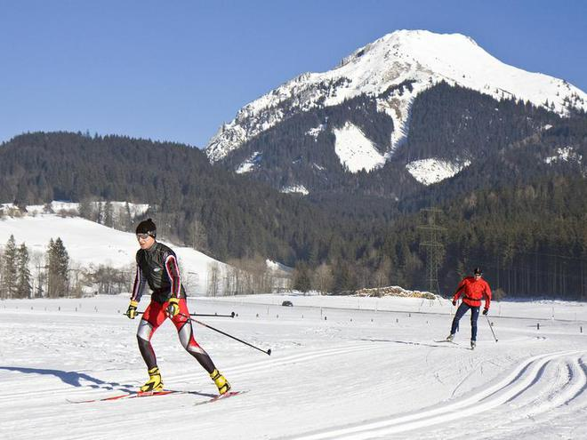 Cross-country ski center Liezen-Pyhrn