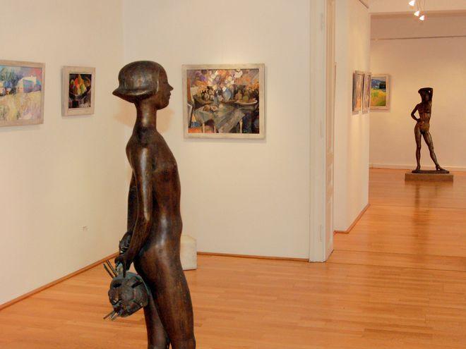 Stadtgalerie Lebzelterhaus Vöcklabruck