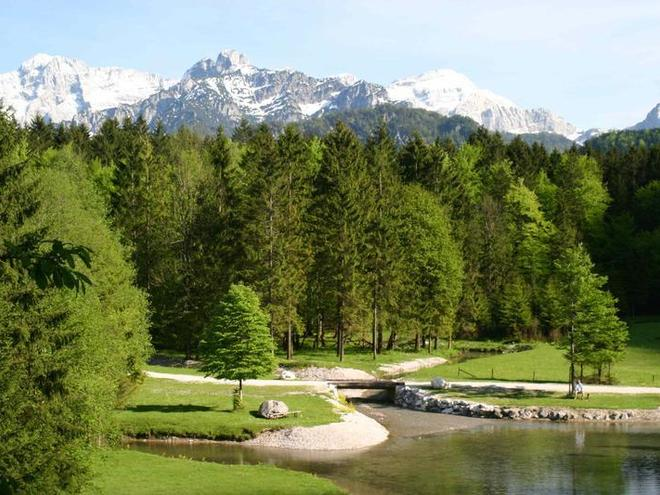 Cumberlandwildpark in Grünau im Almtal