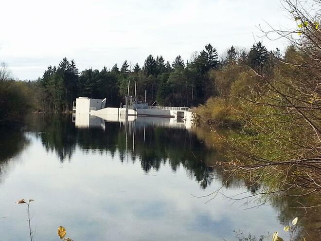 Schaukraftwerk Kronawettwehr 3