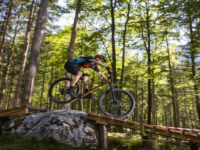 Bike Arena by Austrian Sports Resorts-BSFZ Obertraun