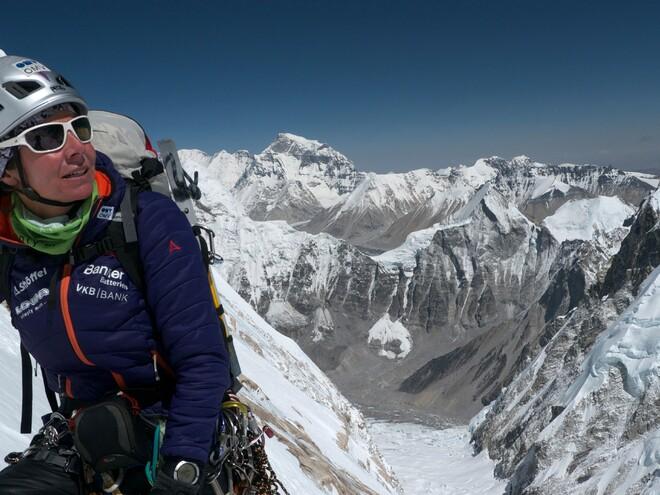 Zwischen Himmel und Erde - Gerlinde Kaltenbrunner und die Welt der 8000er