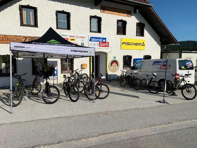 E-Bike Verleih Sport Haderer Schöneben