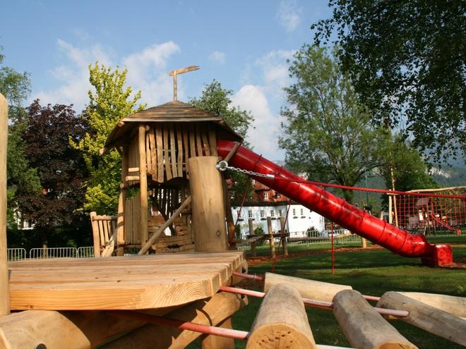 Niederseilpark Bad Goisern
