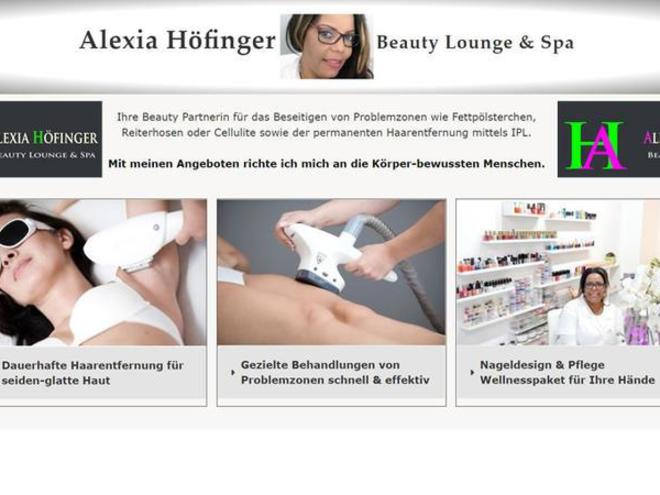 Alexia Höfinger Beauty Lounge & Spa