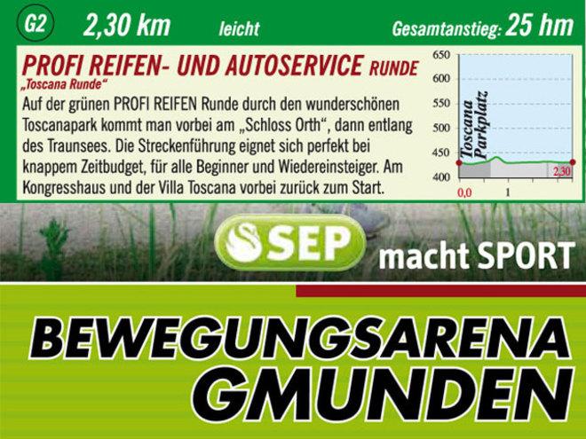 Toscana Runde - Prof Reisen- und Autoservice Runde by Runnersfun