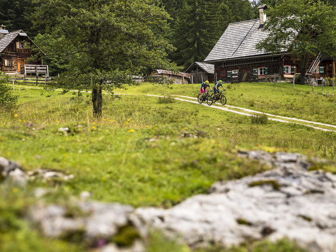 Blaa Alm Mountain Biking Trail