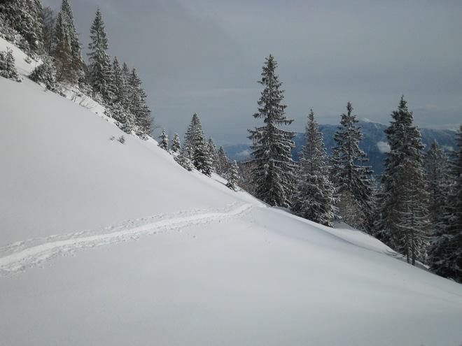 Skitour Katrin