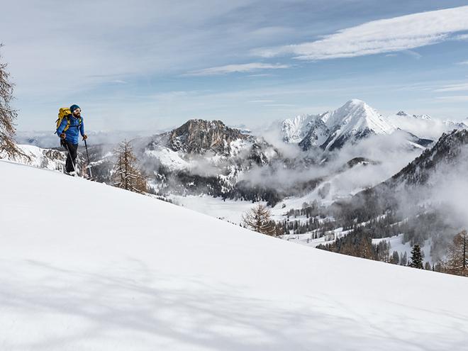 Skitour - Symbolbild