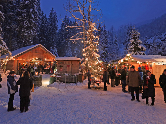Gosauer Berg-Weihnacht