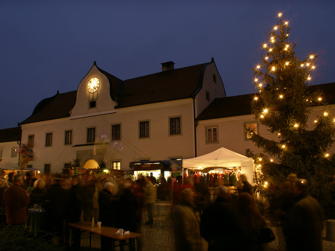 Martinimarkt Stift Gleink