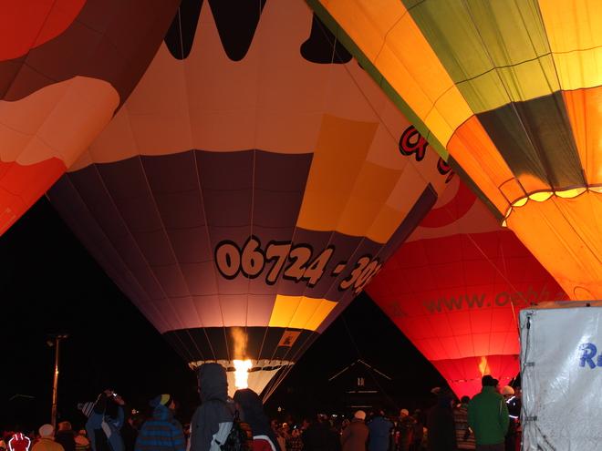Nacht der Ballone 2013