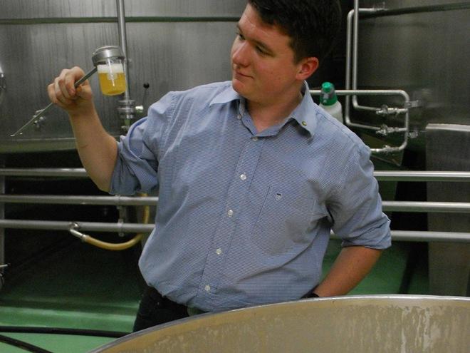 Kostenlose Führung in der Brauerei Wurmhöringer