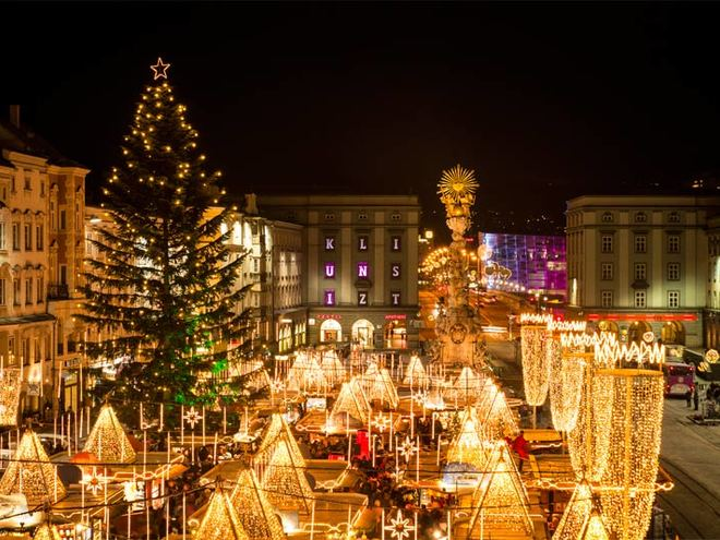 Christmas Market on the Main Square