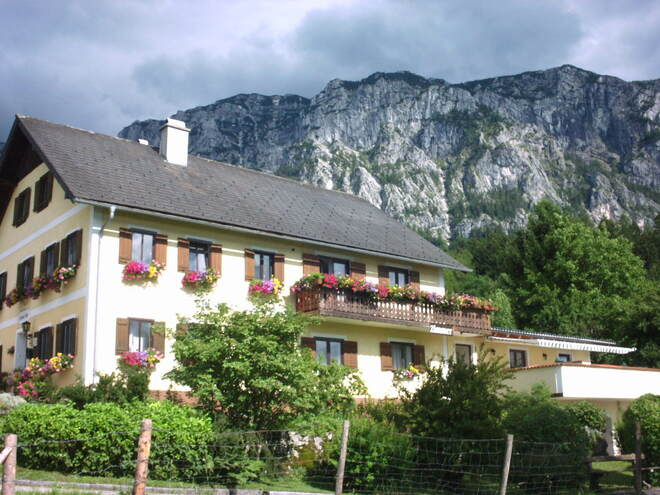 Attersee-Privatzimmer Haus Loy