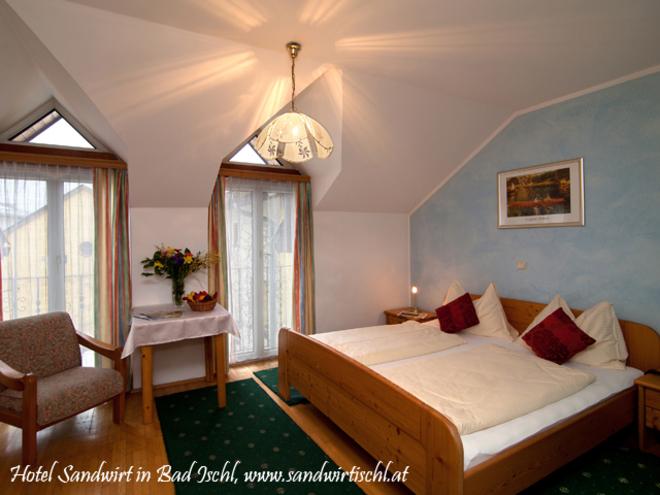 Hotel Garni Sandwirt