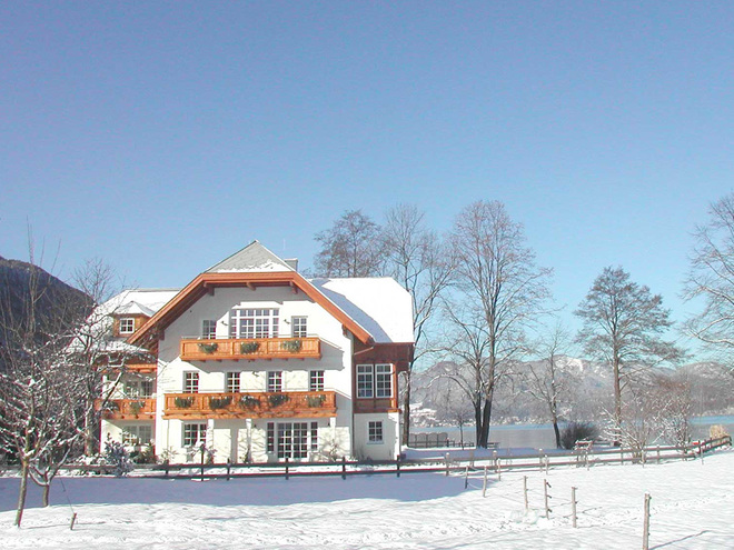 House Leitner am Wolfgangsee