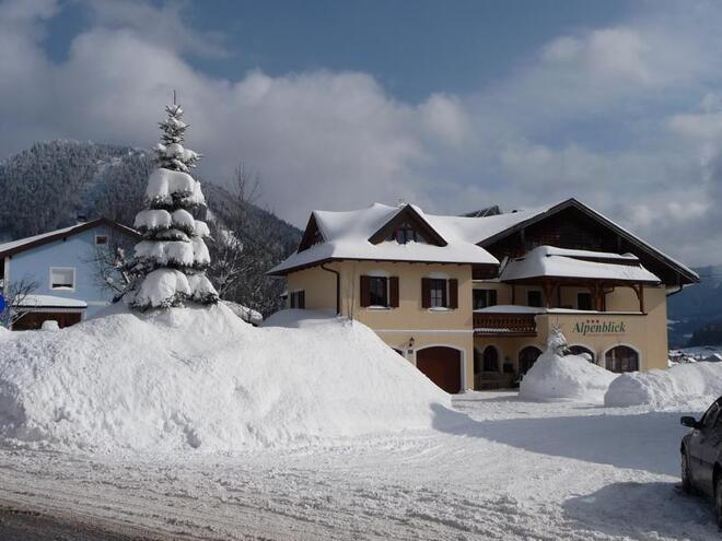 Ferienwohnungen Alpenblick