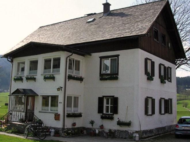 Haus Grünwald,  Aussenansicht