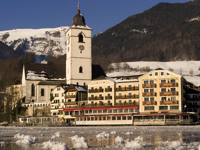 Romantik Hotel Im Weissen Rössl