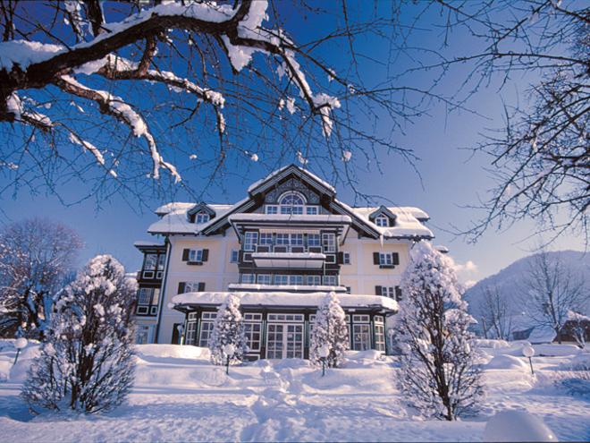 Seehotel Brandauers Villen
