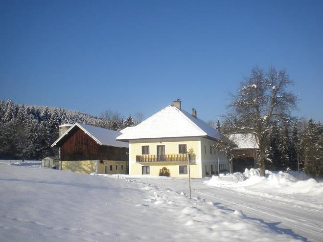 Nussbaumerhof Winter