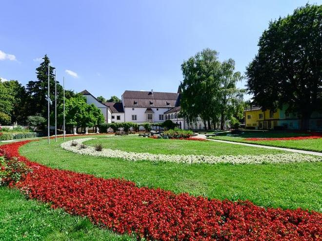 Burggarten - Burghof (open air)