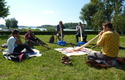 Au an der Donau, Didgeridoo Workshop | © Gerhard Ebner