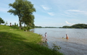 Au an der Donau, Donaustrand | © Gerhard Ebner