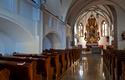 Pfarrkirche Pergkirchen (1088 erstmals urkundlich erw\u00e4hnt), innen\n | © Stadtmarketing PERG - A.Schneider