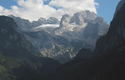 Enjoy this beautiful view of the Dachstein. (© Gisbert Rabeder)
