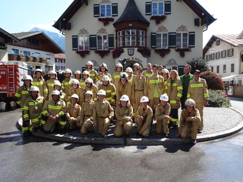 Tag der Feuerwehr St. Gilgen
