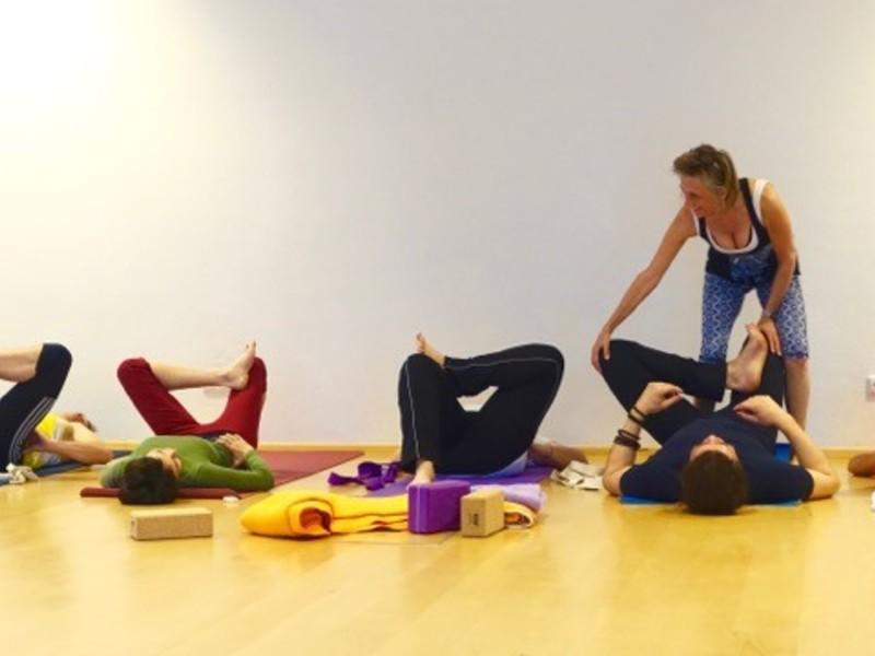 Online: Yoga I und Yoga II mit Gabriele Haslinger - findet online statt