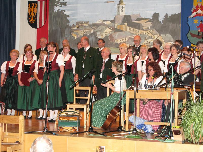 Bald ist Weihnacht - Konzert mit dem Gemischten Chor St. Wolfgang