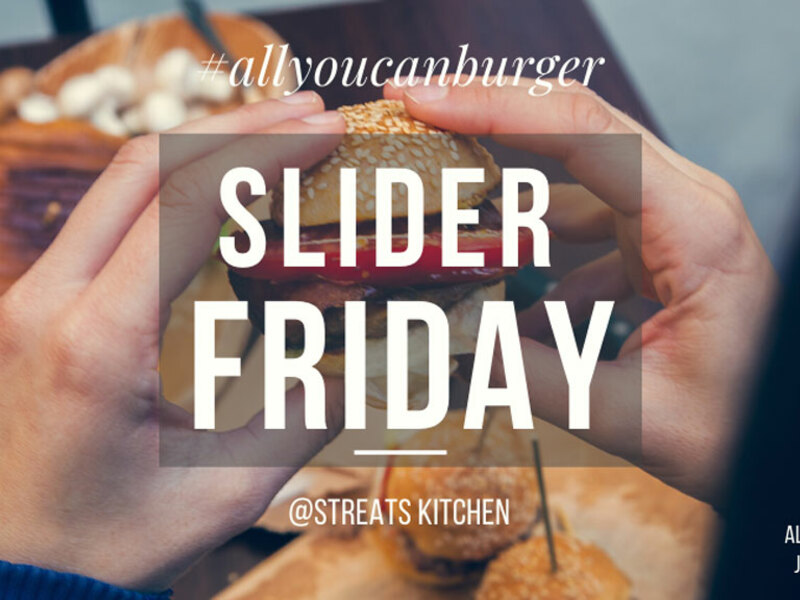 Slider Friday