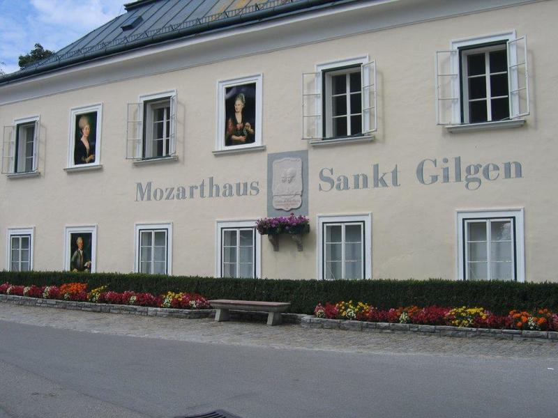 Festgala zum 300. Geburtstag der Mutter Mozarts