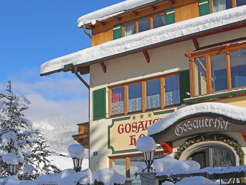 Gosauerhof Winter