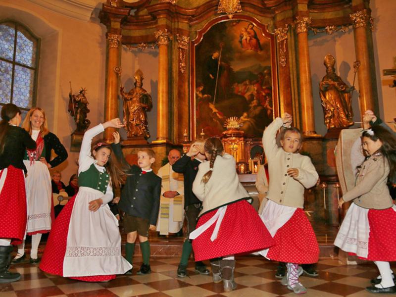 Feierliche Eröffnung des Wolfgangseer Advents